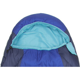 Coleman Fision 100 Schlafsack blau-schwarz